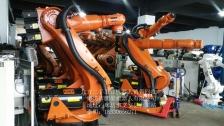 二手工业机器人销售回收中心  廊坊市鹏聚机器人有限公司
