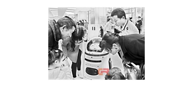 导医机器人有望听懂方言 上岗一月能回答120多个问题