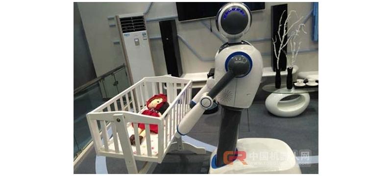 服务机器人崭露头角 南北战线齐发力
