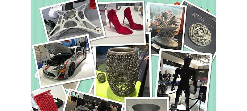 2017深圳国际3D打印产业展览会亮点抢先看!