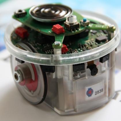 开源机器人E-puck电子小妖精