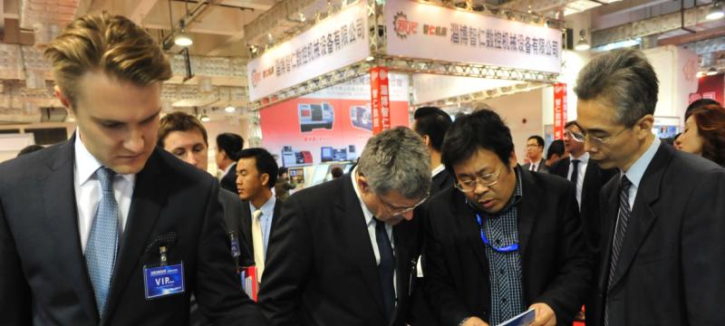重磅消息︱第12届山东装备博览会29日将召开