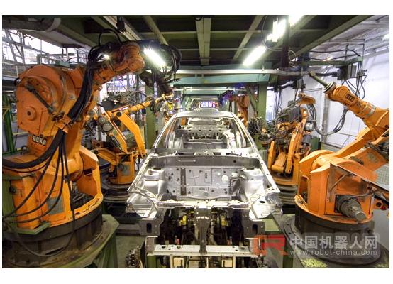 国内为什么没有大规模应用工业机器人?