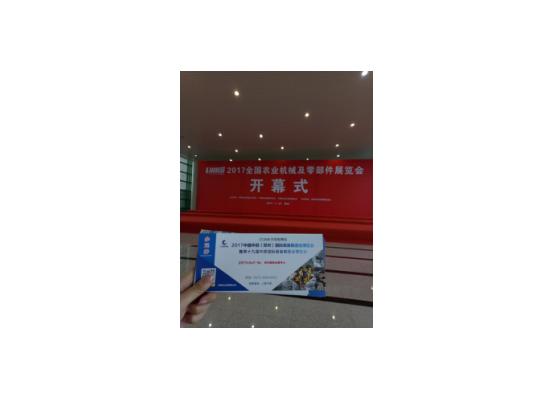 春暖花开好时节,中部制博会郑州展宣传忙