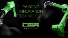 CMA喷涂机器人---可拖动示教一学就会