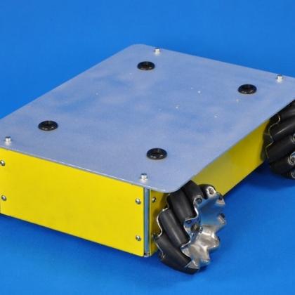 HANGFA机器人 Discovery Q2 二次开发 四轮全向移动平台机器人底盘