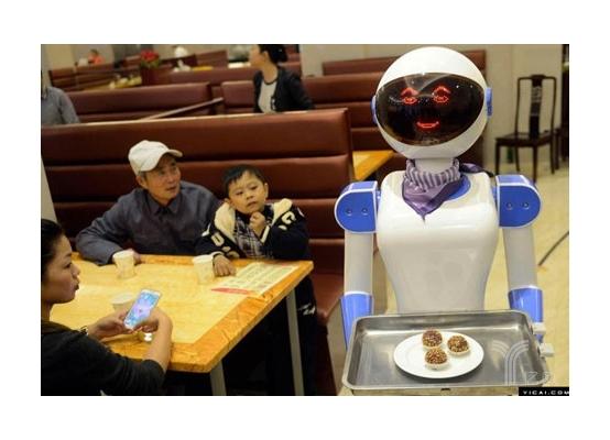 初创企业机会在于人工智能和自动化,机器人也许能创造就业机会