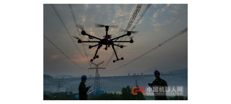 解决工作难点 毕节供电局大力推广运用无人机巡线
