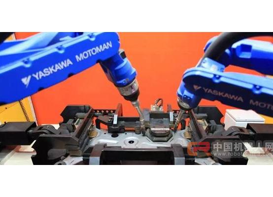 浅谈焊接机器人