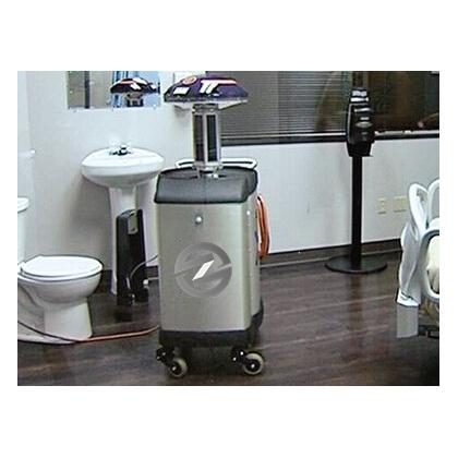 医院汽化过氧化氢灭菌机器人