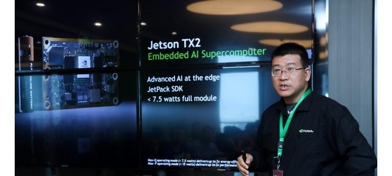 在终端人工智能领域,NVIDIA的Jetson TX2为何如此受青睐?