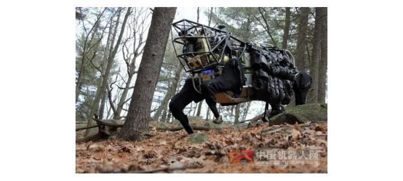 谷歌让机器狗Spot运送包裹 成功率约为70%