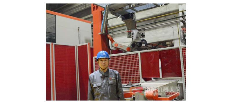 """青岛一线工人""""变形记"""":电焊工变身焊接编程第一人"""