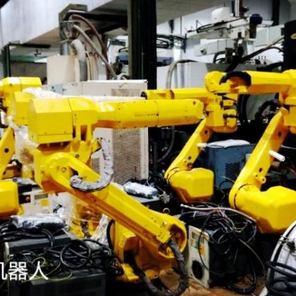 发那科机器人 FANUC M-20iA   发那科二手机器人M-20iA