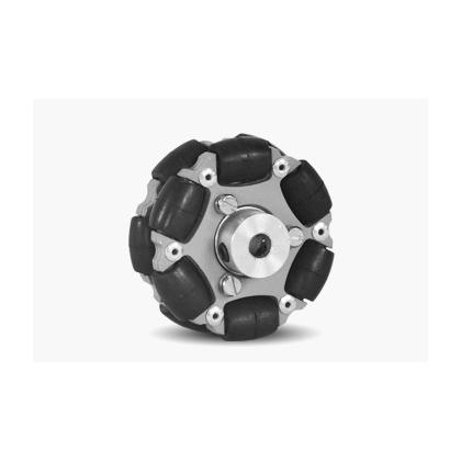 QL-05 承重5kg 90度移动机器人全向轮 麦克纳姆轮 麦卡纳姆轮