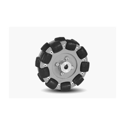 QL-08 承重15kg 90度全向轮 麦克纳姆轮 移动机器人平台 驱动轮