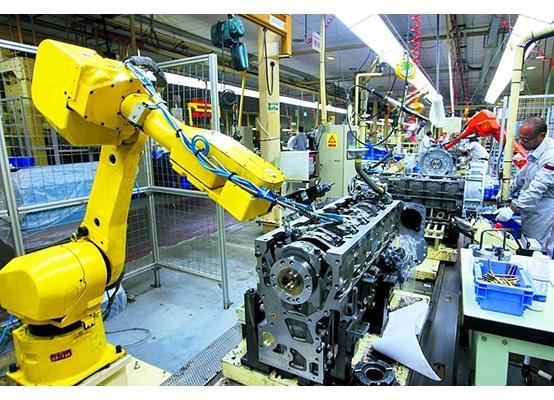 """机器换人趋势加剧 """"新蓝领工作""""将应运而生"""