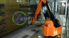 汽车格栅喷涂机器人 川崎机器人喷涂应用方案集成商