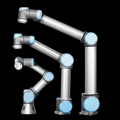 丹麦优傲机器 机械臂 协作机器人 6轴关节式机械臂 工业机械臂