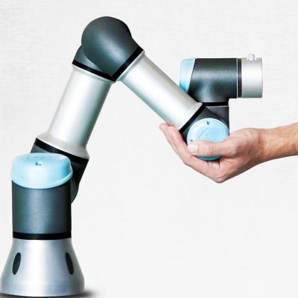 丹麦协作式工业机械臂 6轴机械手 优傲机械臂 机械手