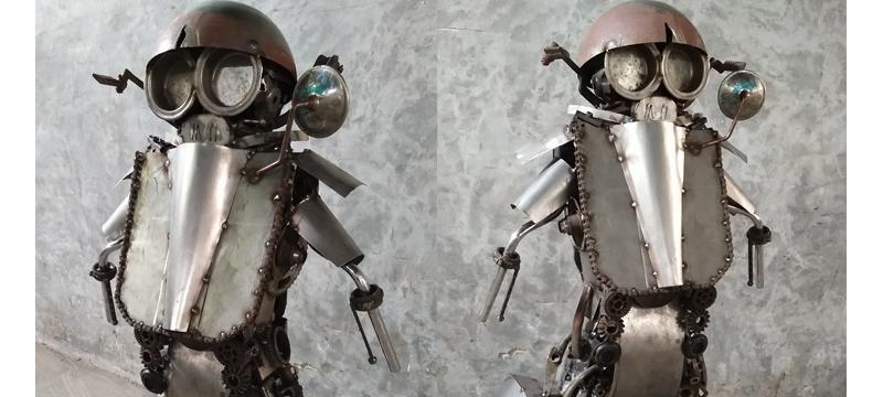 《变形金刚5》新版呆萌小机器人Sqweeks即将出炉