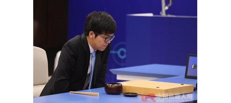 柯洁完败,输1/4子是AlphaGo事先设定好的?