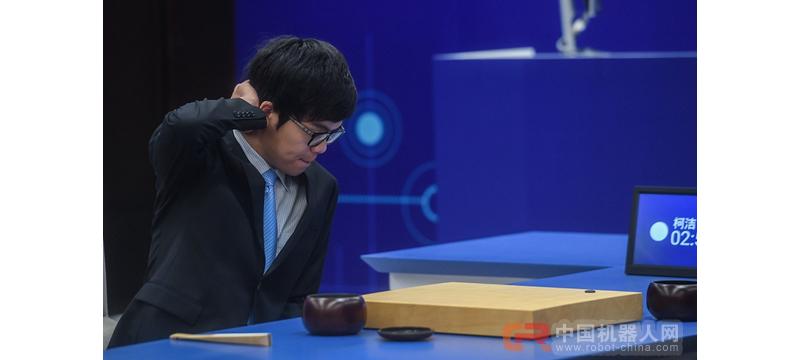 柯洁:中国记者请用中文提问 摆子问题可以理解