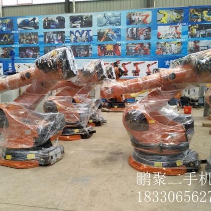 中国二手库卡机器人销售中心 二手库卡机器人200台出售
