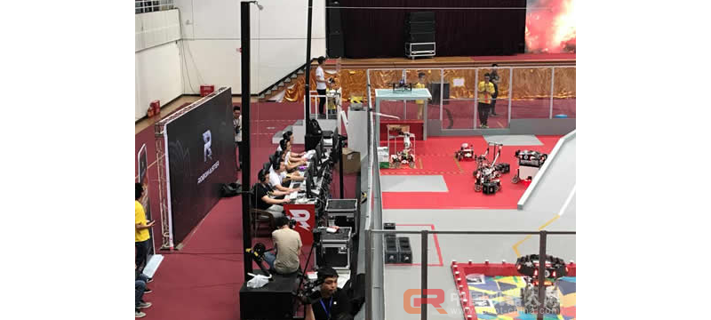 重庆大学晋级第16届全国大学生机器人大赛总决赛
