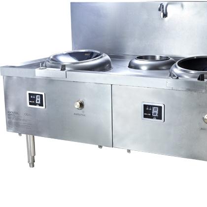 钜兆商用电磁小炒炉 智能厨房方案提供商