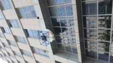 海特林高楼幕墙清洗机器人SERBOT I