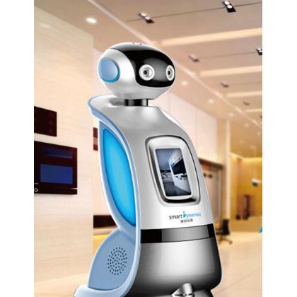 艾娃客服机器人