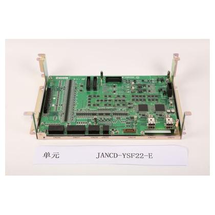 安川机器人零部件单元-JANCD-YSF22-E