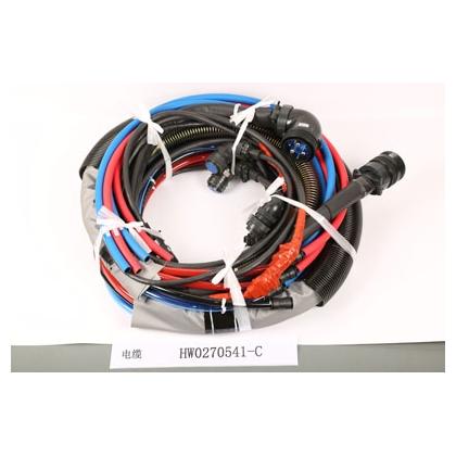 安川机器人零部件电缆-HWO270541-C