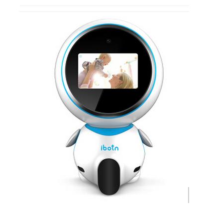 儿童陪护机器人小i卫士