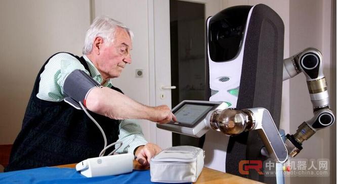 【未来】协作型机器人将服务人类生活