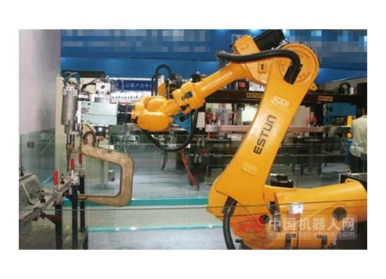 埃斯顿:快速成长的工业机器人新贵