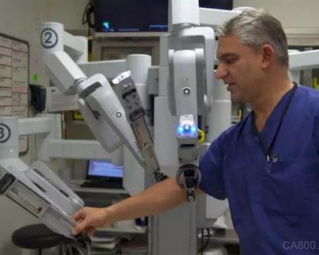 医疗机器人发展潜力十分惊人 未来将形成万亿的产业链