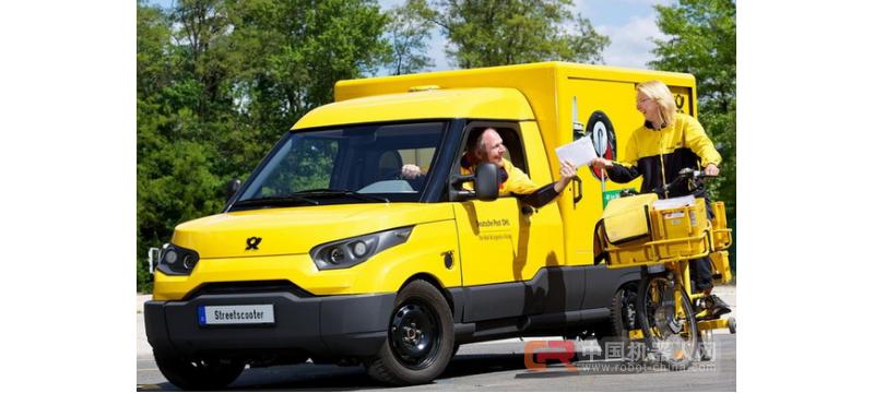 新能源汽车抢滩物流市场