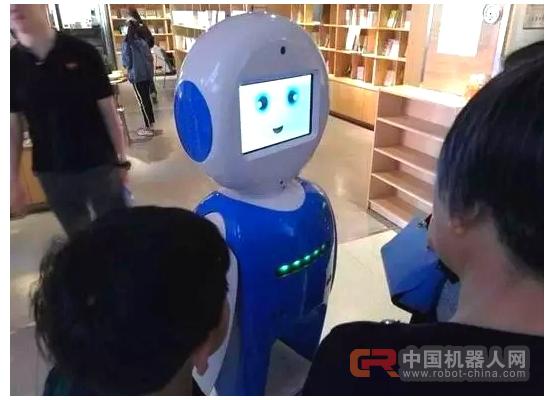 人工智能与AI结合,如何实现服务机器人落地应用场景