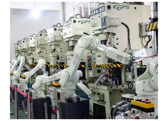 安川电机等日本机器人厂商猛增产能应对中国需求