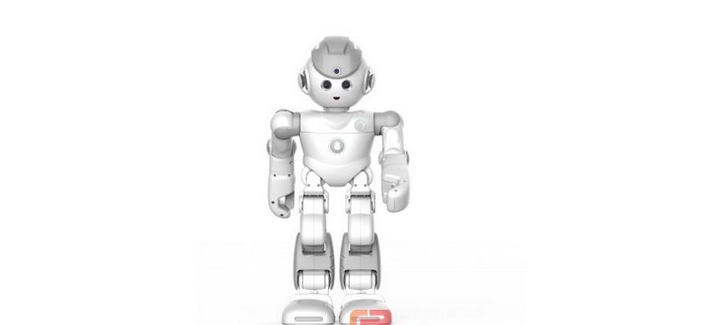 """优必选和腾讯一起做了款人形机器人,搭载""""小微""""的它想比智能音箱更好用"""