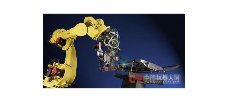 工业机器人的数字化升级