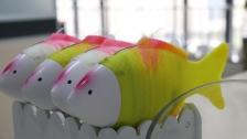 仿生机器鱼