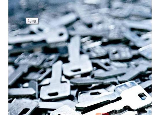 钥匙技术:倍福基于PC的控制技术应用于制造精度为10微米的高精度钥匙生产