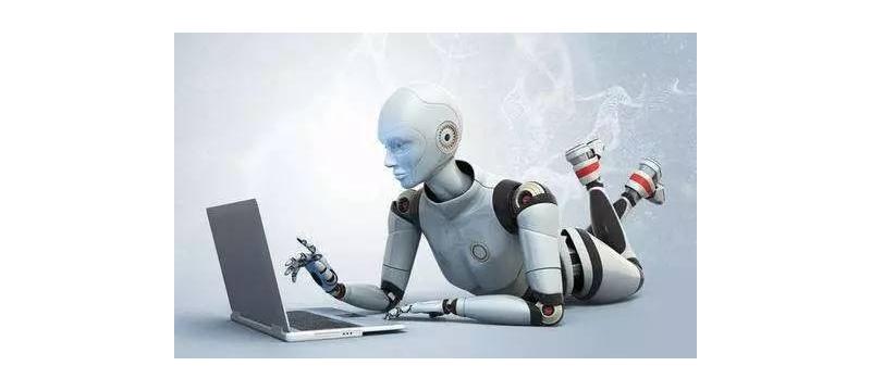 """猜猜看!这篇稿子是""""机器人""""写的还是""""小编""""写的?"""