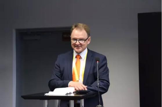 Mikko Väisänen发言