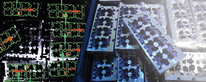 MONO2.5D传感器是托盘堆卸垛、异面体堆卸垛等众多机器人视像任务的最高效解决方案。