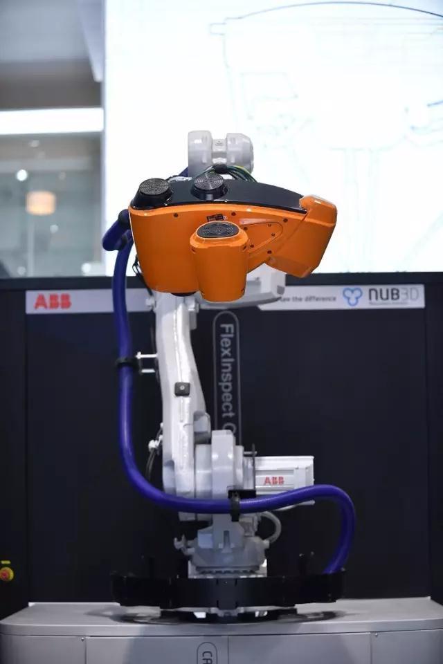 机器人柔性检测单元
