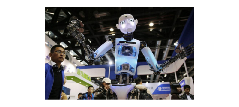 外媒:用工难或使中国制造变身机器人制造
